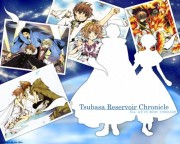 Tsubasa Reservoir Chronicle Wallpaper