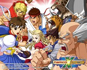 Namco x Capcom