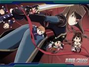 Juubei-chan: The Ninja Girl Wallpaper