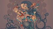 Puella Magi Madoka Magica Wallpaper