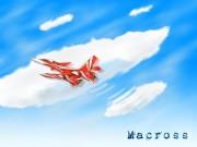 Macross Wallpaper