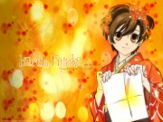 Haruhi Fujioka Wallpaper