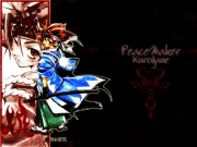 Peacemaker Kurogane Wallpaper