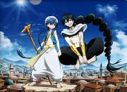 MAGI: The Labyrinth of Magic