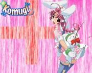 Nurse Witch Komugi Wallpaper