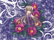 Kao no nai Tsuki Wallpaper