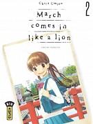 Sangatsu no Lion