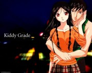Kiddy Grade Wallpaper