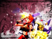 Dirty Pair Wallpaper