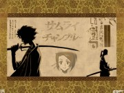 Samurai Champloo Wallpaper