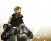 Final Fantasy VII: Advent Children Wallpaper