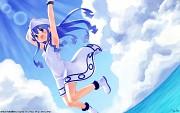 Shinryaku! Ika Musume Wallpaper