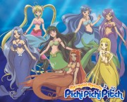 Mermaid Melody Pichi Pichi Pitch Wallpaper