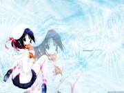 Snow (Visual Novel) Wallpaper