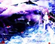 Iriya no Sora UFO no Natsu Wallpaper