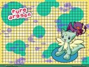 Pure Dragon Wallpaper