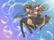 Akane-Iro ni Somaru Saka Wallpaper