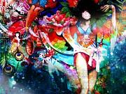 Fuji Shiki Wallpaper