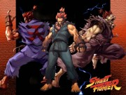 Street Fighter Wallpaper