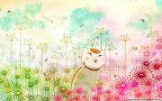 Natsume Yuujin-Chou Wallpaper