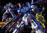 Mobile Suit Gundam Double Zeta