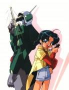 Yuusha Keisatsu J-Decker