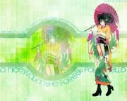 Tokyo Babylon Wallpaper