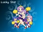Lucky Star Wallpaper
