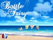 Bottle Fairy Wallpaper