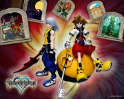 Kingdom Hearts Wallpaper