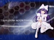 Tsukuyomi Moon Phase Wallpaper