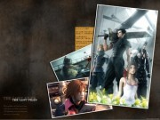 Final Fantasy VII: Crisis Core Wallpaper