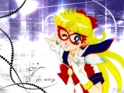 Codename: Sailor V Wallpaper
