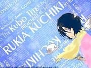 Rukia Kuchiki Wallpaper