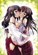Kiss yori Saki ni Koi yori Hayaku