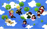 Hetalia: Axis Powers Wallpaper