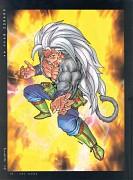 Fight - Artbook IV