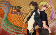 Tiger and Bunny Wallpaper