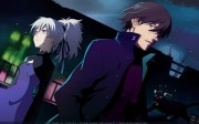 Darker than Black Wallpaper