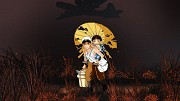 Grave of the Fireflies Wallpaper