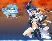 Mahou Shoujo Lyrical Nanoha StrikerS Wallpaper