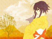 Ugetsu Hakua Wallpaper