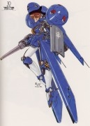 Mobile Suit Gundam MS Girls
