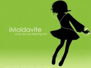 Moldavite Wallpaper