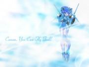 Galaxy Fraulein Yuna Wallpaper