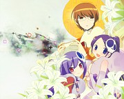 The World God Only Knows Wallpaper