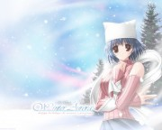 Snow (Visual Novel) Wallpaper