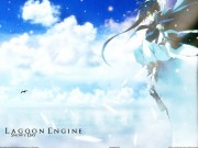 Lagoon Engine Wallpaper