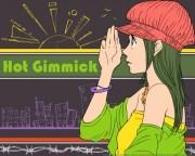 Hot Gimmick Wallpaper