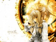 Spiral: The Bonds of Reasoning Wallpaper